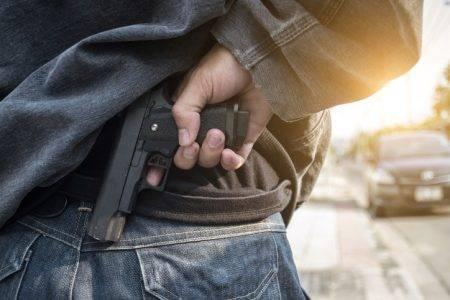 orožje za potrebe varnosti