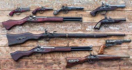 zbirateljstvo orožje