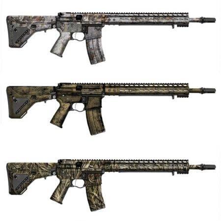 ar-15 skin za puško vzorci