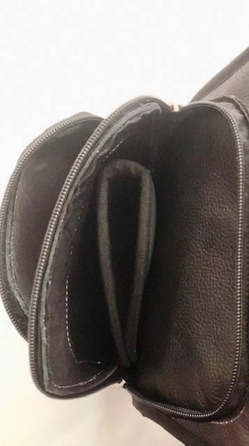 Taktična torbica notranjost